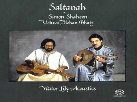 Simon Shaheen & Vishwa Mohan Bhatt - Dawn