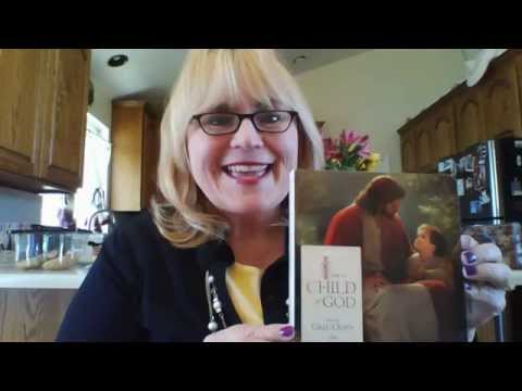 I Am a Child of God book read by Mima