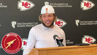 Tyrann Mathieu expects better effort from the Chiefs defense (NFL Week 11 2019)