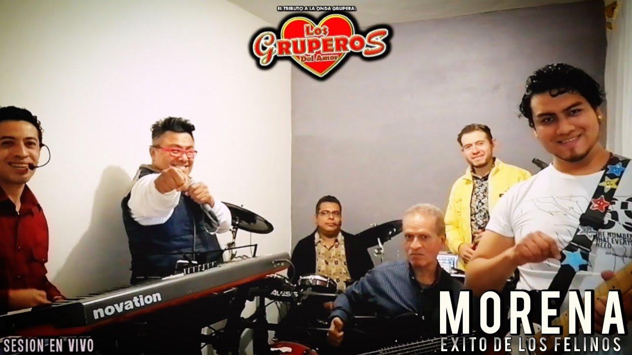 Download Morena | Los Gruperos Del Amor