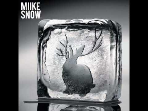 Miike Snow - The Rabbit (Original Version w/ Lyrics)