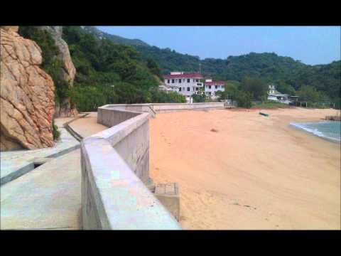 Development and reclamation in Hong Kong