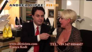 Repeat youtube video Andrea Diprè e le esplosioni testicolari di Franca Kodi