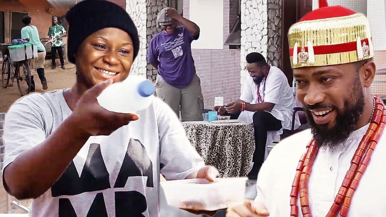 Download How A Beautiful Roadside Seller Change & Marry The Arrogant Billionaire 7&8-Fredrick/Destiny 2021