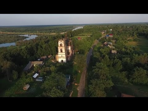 Казанский храм села Богородское Городецкой епархии