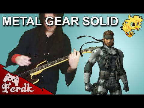 Metal Gear Solid 2 -