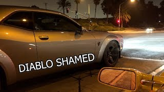 My night was made and ruined by a Dodge DEMON | Dyno and Drive