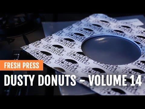 Antriks Reviews Dusty Donuts' Seven-Inch Vinyl | Fresh Press