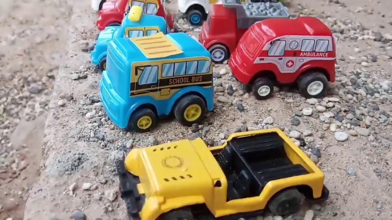 Mainan Mobil-Mobilan Kecil   Mobil Plastik Mainan Anak #34