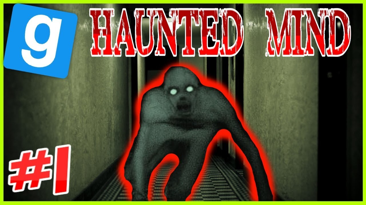 Haunted Mind - Garry's Mod - Horror Map - Good Old Jump-Scares