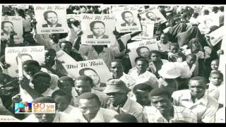 RETIRED PRESIDENT MOI DOCUMENTARY: [90 ya Sulubu] - Historia ya Maisha Rais Mstaafu Daniel arap Moi