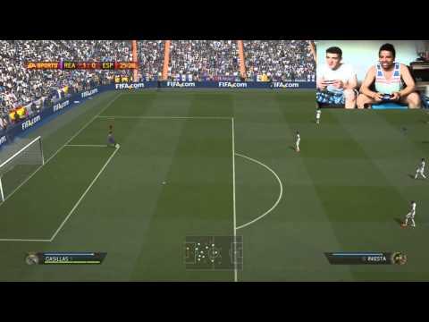 Fifa 14 # 01 - Ein Standard Fifa Spiel unter Freunden