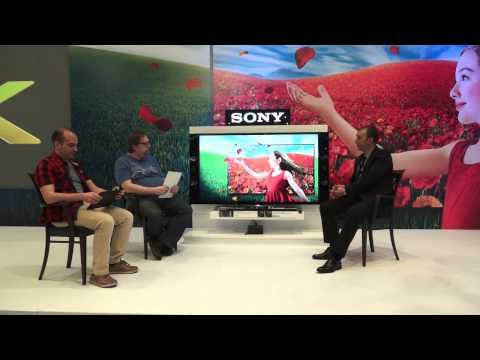 Sony'nin yeni nesil 4K televizyonları canlı yayın tekrarı
