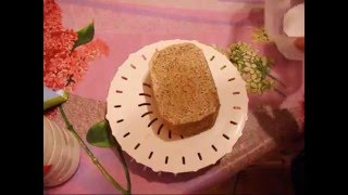 Хлеб из овсяных отрубей,диета Дюкана\Bread, oat bran Dukan Diet