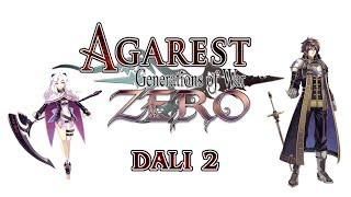 Agarest Generations of War Zero PC Gameplay FullHD 1080p