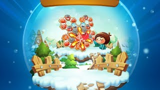 Monster Busters Ice Slide Levels 1-10