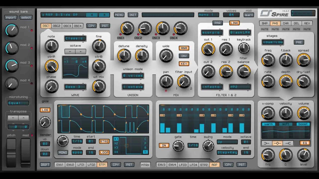 fl studio dubstep plugins free download
