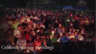 "INDIE SPoT bay city; video, graphics and music production Relay For Life ""Why I Relay"""