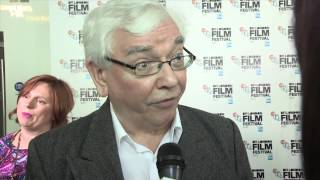 59th BFI LFF Launch interview – Sunset Song – Director – Terence Davies