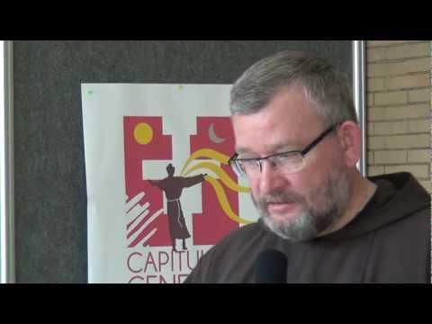 Piotr Stasiński OFMCap - rewizja konstytucji
