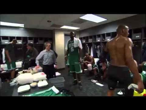 Is this why Ray Allen left the Boston Celtics   MUST WATCH)