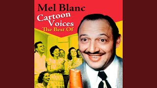 Mel Blanc As Private Sad Sack