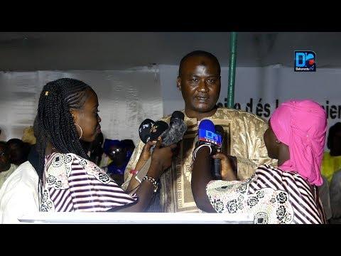 Kaolack: Amadou Diallo reçoit Cheikh Tidiane Gadio pour réélire Macky Sall