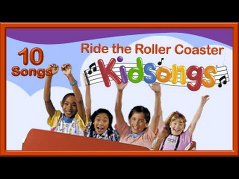 Ride the Roller Coaster | Kidsongs | Rollercoaster Kid Song | Twist | Water Ride | Kids | PBS Kids