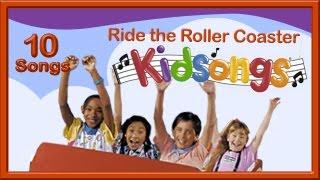 Ride the Roller Coaster | Kidsongs | Rollercoaster Kid Song |Twist | Best Kids Songs Video |PBS Kids