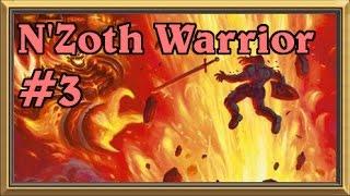 N'Zoth Warrior #3: Explosive Finale