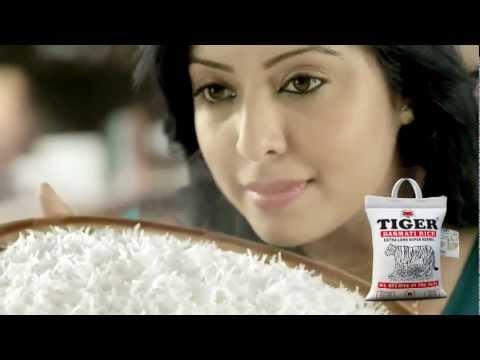 Tiger Basmati Rice
