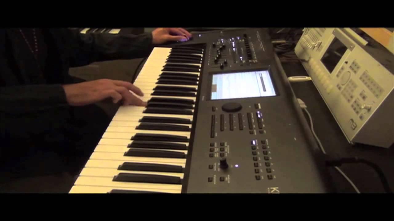 Korg Kronos Sounds - Vintage Synths 2 - Burn It Up