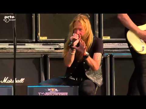 Hammerfall - Wacken 2014 (720P)