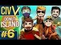 Civ V: Donut Island #6 Who Enslaved John Carter?