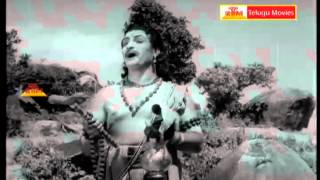 "Deva Deva Davalachara Mandira - ""Telugu Movie Full Video Songs""  - BhooKailas(NTR,ANR,Jamuna)"