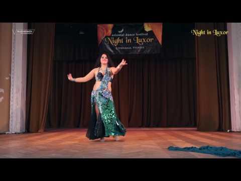 Елена Шиленкова - Oriental, Night in Luxor (Вильнюс)