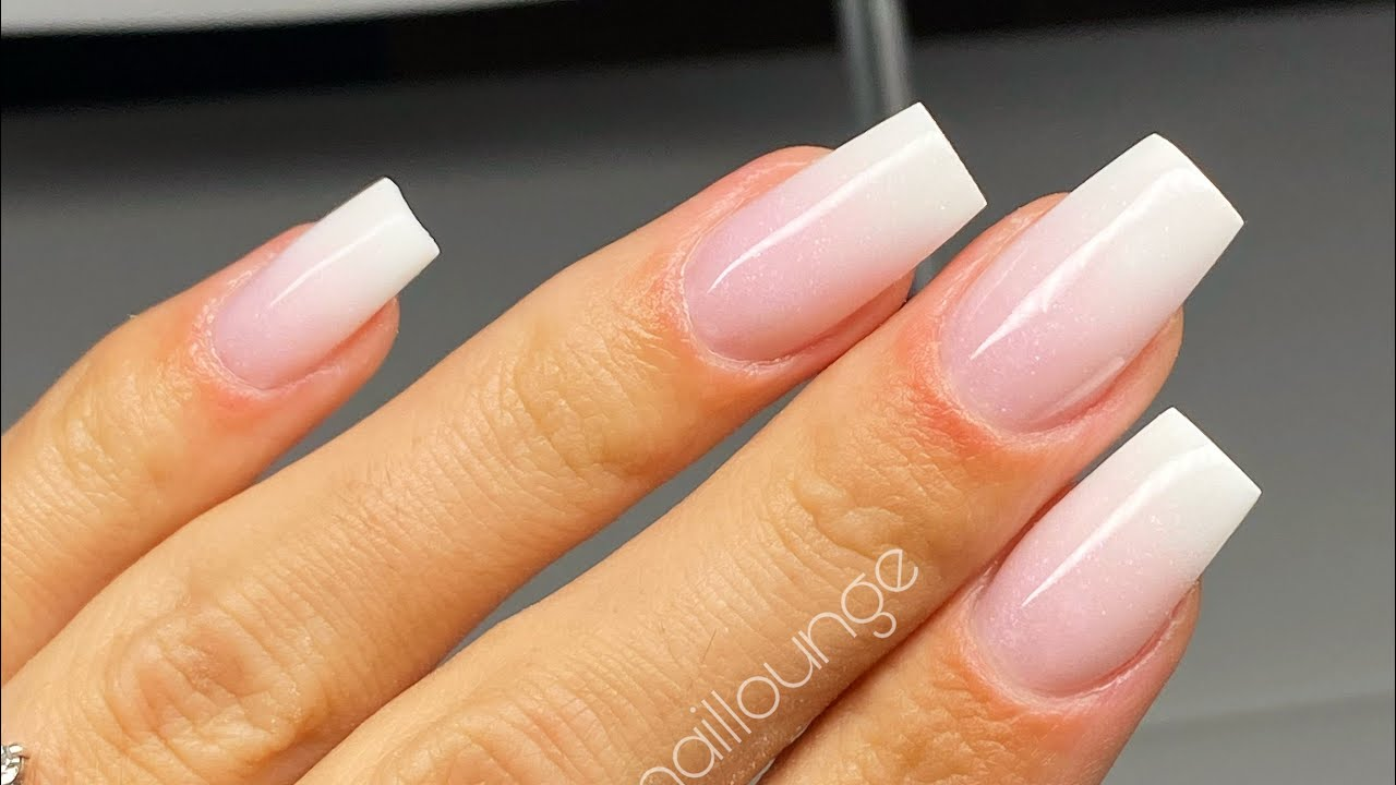 Download Polygel | Ombré nails | using naio nails acrygel