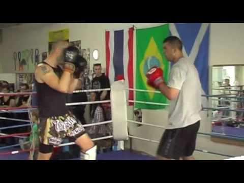 Norrie MacKenzie - Eilean Siar Muay Thai @ Inter Club Griphouse Glasgow