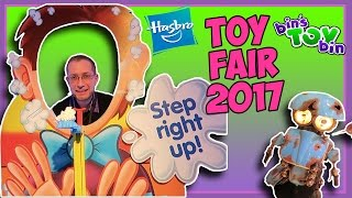 Transformers, Marvel, Star Wars & More! Hasbro Toy Fair 2017 by Bins Toy Bin