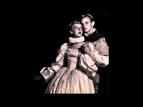 """1952 """"MUCH ADO ABOUT NOTHING"""" full audio recording"""