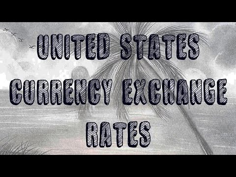 US Dollar (USD) Currency And Bitcoin Exchange Rates
