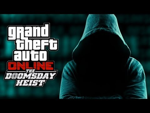 GTA V HEIST DO JUIZO FINAL #3 - INVADINDO e HACKEANDO os SERVIDORES do GOVERNO