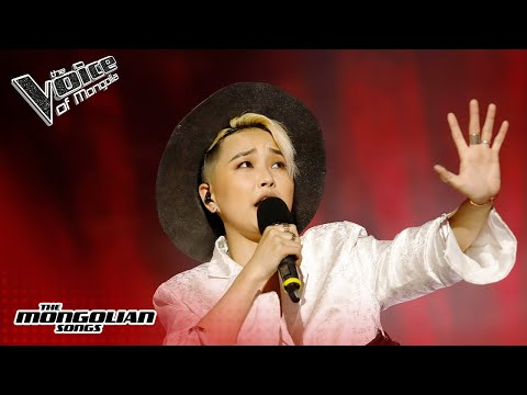 "Margad-Erdene.L - ""Цахилбаа"" | The Quarter Final | The Voice Of Mongolia 2020"