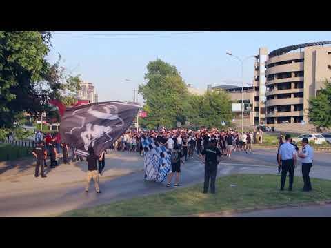 Shvercerat Shkup | FC Shkupi - FC Pyunik  1:2 (18.07.2019)