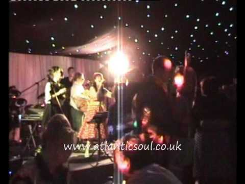 Wedding Bands In Scotland Atlantic Soul 50s Theme Youtube