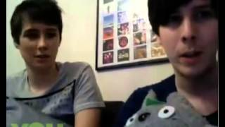 Dan and Phil A Whole New World