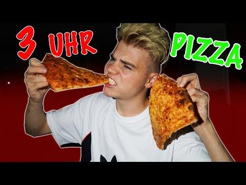 Bestelle NIEMALS um 3 UHR NACHTS eine PIZZA! (extrem krass)