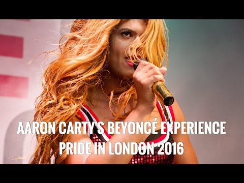 Aaron Carty's Beyonce Experience