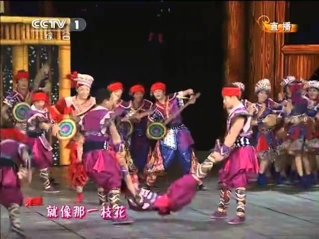 2012龙年春晚歌舞《追爱》雷佳| CCTV春晚
