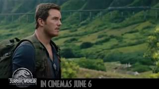 Help save the dinosaurs of Isla Nublar #JurassicWorld #FallenKingdom